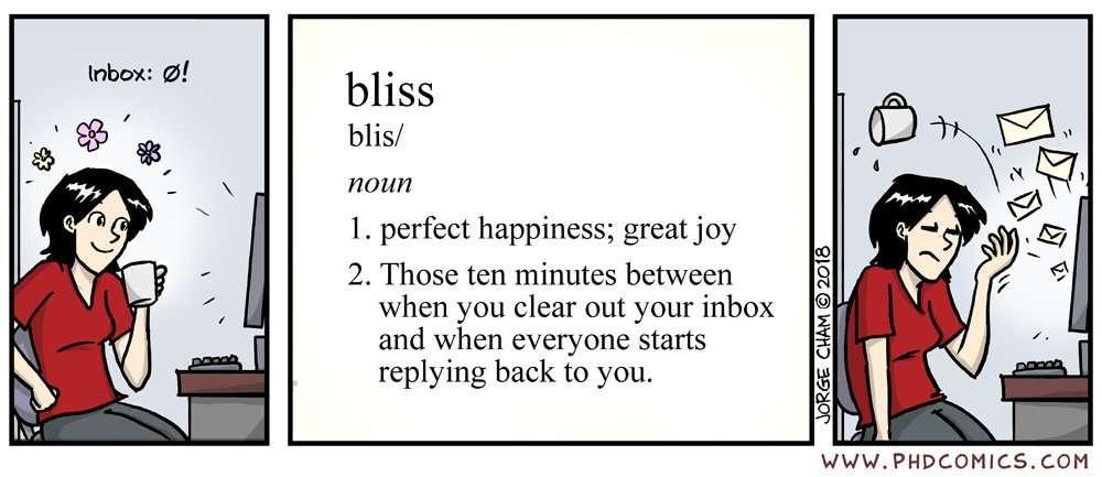 Bliss_Empty Inbox